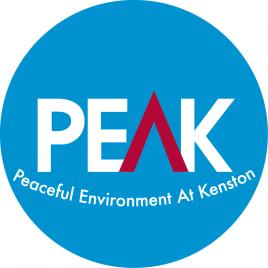Kenston PEAK Logo