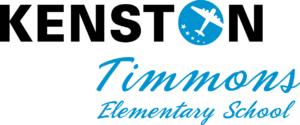 Timmons Elementary School Pheonix Font Logo