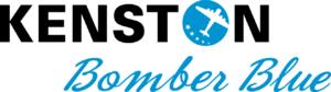 Kenston Bomber Blue Stag