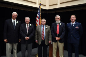 2019 Kenston Distinguished Hall of Fame - Dr. Robert A. Lee, Dr. Alan Gurd, Bill O'Neil, Bill Berger, Lt. Col. Andy Rule