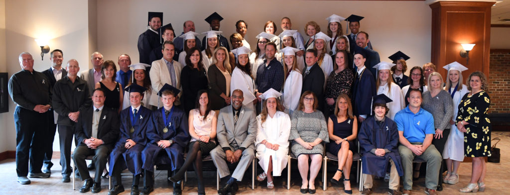 2019 Legacy Graduates - parents and students